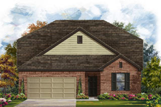 A-2655 Plan in Presidential Meadows - Classic Collection, Manor, TX