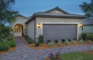 Steel Creek Plan in IslandWalk at the West Villages, Venice, FL