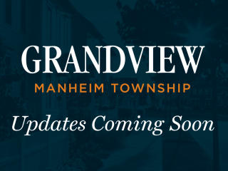 Updates Coming Soon Plan in Grandview, Lancaster, PA