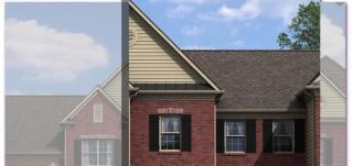Denali (Townhome) Plan in The Fields at Blue Barn Meadows, Allentown, PA