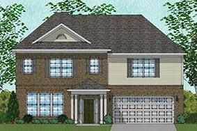 Vanguard - Roland Plan in Heritage Estates, Harvest, AL