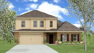 Traditional Series 2349 Plan in Trotwood Estates, Harvest, AL