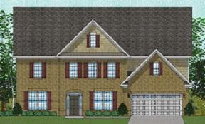 Elite - Whittaker Plan in Heritage Estates, Harvest, AL