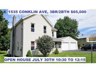 1535 Conklin Road, Conklin NY
