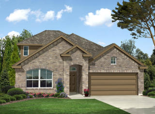 Vail Plan in Copper Creek, Fort Worth, TX