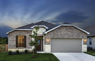 Brookmere Plan in West Fork Ranch, Fort Worth, TX