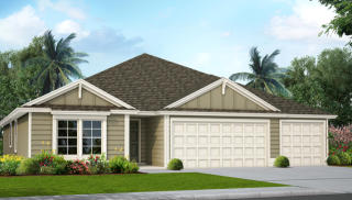 Destin Plan in Aberdeen Seaton Manor, Saint Johns, FL