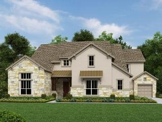 Prague Plan in Highpointe, Austin, TX
