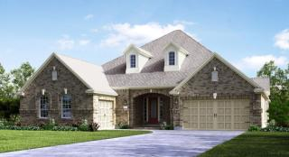 Cappiello Plan in Cinco Ranch Northwest : Classic and Kingston Collections, Katy, TX