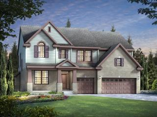 Preston Plan in Andelina Ridge, Novi, MI