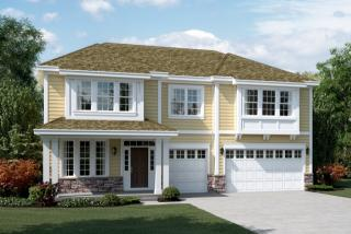 Preston Plan in Sagebrook, South Elgin, IL