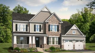 The Sutton II Plan in Ethan's Meadow, Raleigh, NC
