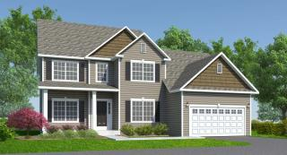 Dakota 4 Bed Plan in Park Ridge, Schenectady, NY