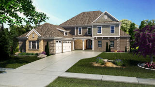 Crooked Stick Plan in Country Brook, Springboro, OH