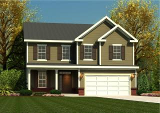 Fairport Plan in Crawford Creek, Evans, GA