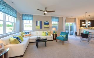 The Sumner Plan in Fernhill at Spence Crossing, Virginia Beach, VA