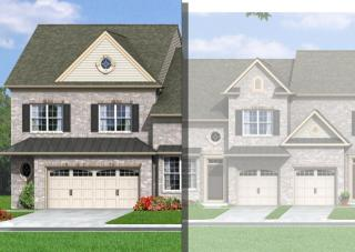 Montgomery (Townhome) Plan in The Fields at Blue Barn Meadows, Allentown, PA