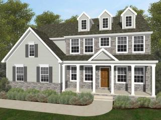 Parker Traditional Plan in Hunter Creek, York, PA