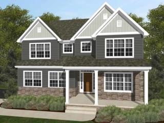 Covington Traditional Plan in Ballymeade, Lincoln University, PA