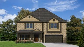 The Manhattan Plan in Colonial Pointe, Meridianville, AL