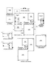 Pinnacle  III Plan in Belmont, Raleigh, NC