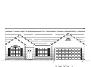 Redmond Plan in Glen Hollow, Fort Wayne, IN