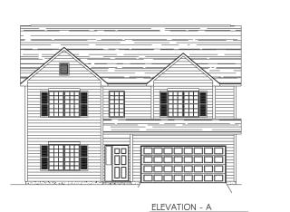 Newport Plan in Glen Hollow, Fort Wayne, IN