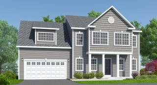 Woodcrest 4 Bed Plan in Park Ridge, Schenectady, NY