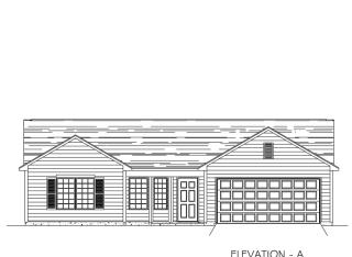 Edgewater Plan in Grey Hawk, Fort Wayne, IN