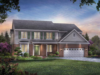 Muirfield Plan in Andelina Ridge, Novi, MI