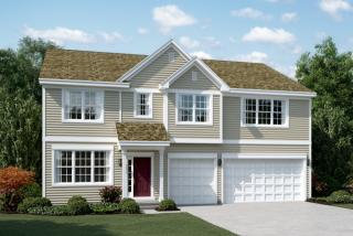 Yorkshire Plan in Sagebrook, South Elgin, IL