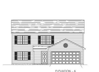 Bristol Plan in Hidden Pointe, Fort Wayne, IN