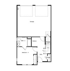 Residence 3 Plan in Amesbury, Whittier, CA
