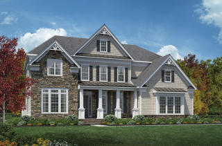 Stallworth Plan in Reserve at Franklin Lakes - Signature Collection, Franklin Lakes, NJ