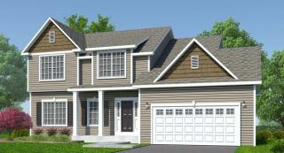 Cluett 4 Bed Plan in Park Ridge, Schenectady, NY