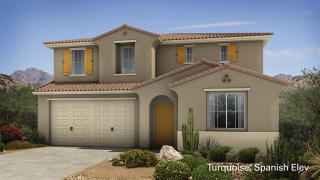 Turquoise II Plan in Adora Trails Encore II Collection, Gilbert, AZ
