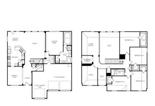 The Crosby Plan in Bella Colinas - Estates, Bee Cave, TX