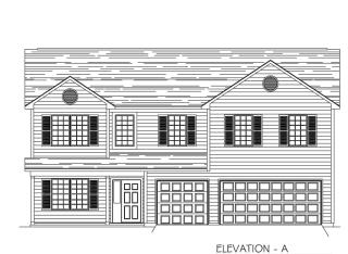 Campton Plan in Glen Hollow, Fort Wayne, IN