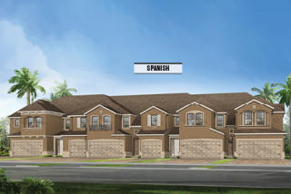 Azure Signature Townhome Plan in Harmony at Lakewood Ranch Townhomes and Villas, Bradenton, FL