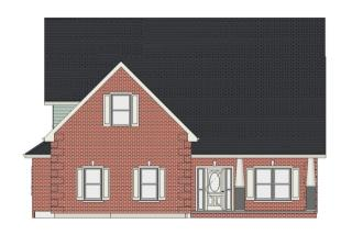 Copperton B1 Plan in Brentwood Village, Madison, AL