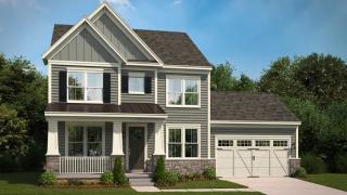 Irvington II Plan in Ansley, Raleigh, NC