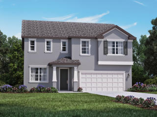 Cumberland Plan in Waterside at Harmony, Harmony, FL