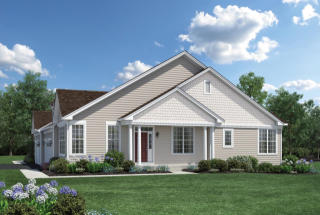 Walnut II Plan in Regency at Prospect, Prospect, CT