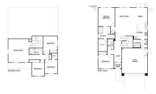 Residence 2537 Plan in Regent Pointe at Countryside, Ontario, CA