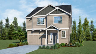 Dorset 2837 Plan in Pine View Meadows, Happy Valley, OR