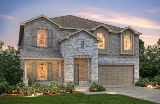 Chandler Plan in Bellingham Meadows, Austin, TX