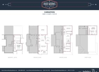 Carnation Plan in Iron Works Village, Englewood, CO