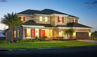 Harmon Plan in North Pointe, Kissimmee, FL