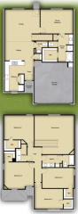 Driftwood Plan in Brierwood Heights, Dallas, TX