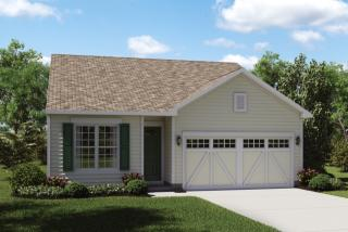 Monterey II Plan in K. Hovnanian's Four Seasons at Monmouth Woods, Farmingdale, NJ